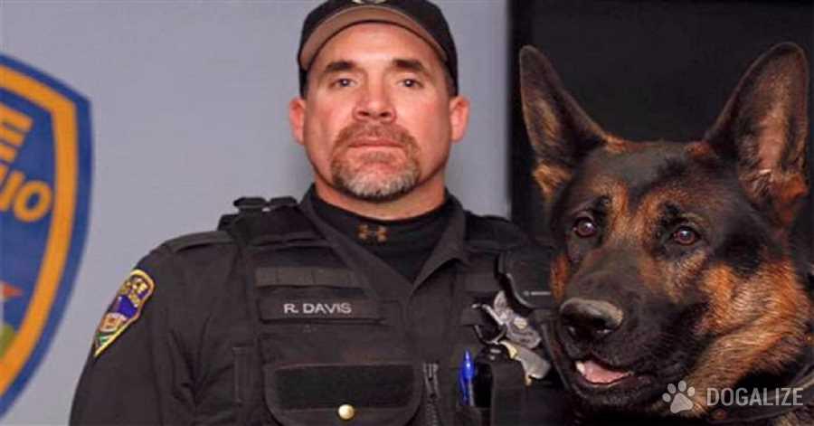 45 año de carcel al hombre que mato un perro policia