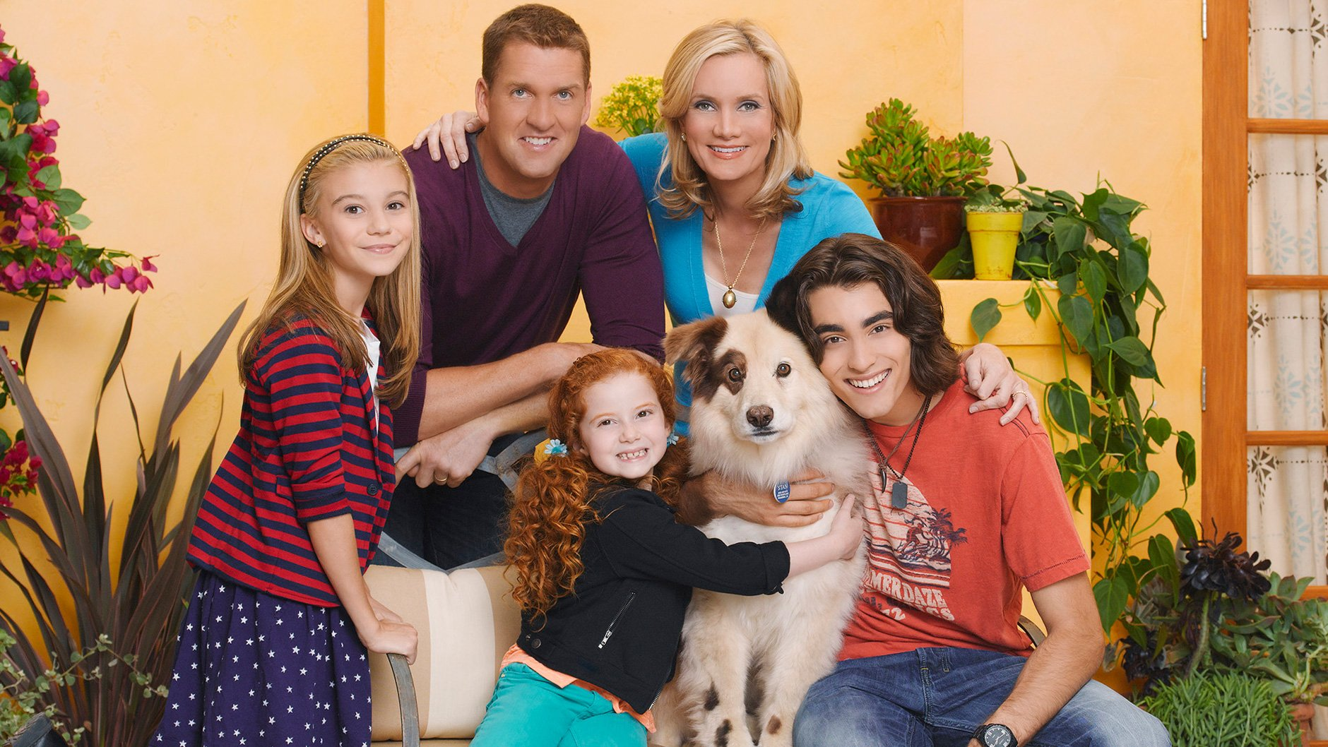 Good Luck Charlie Dog With A Blog
