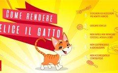 Festa Nazionale del gatto: come far felici i nostri felini