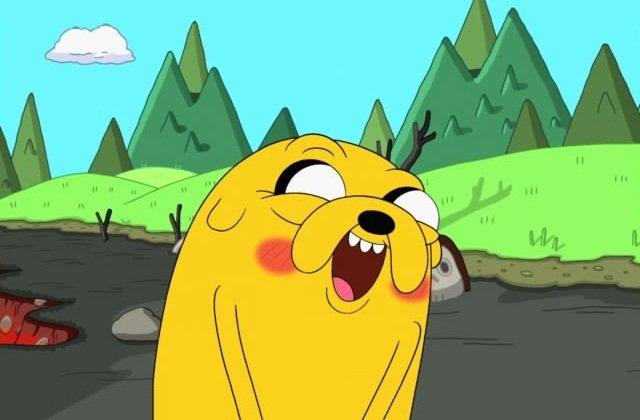 Jake el perro: la famosa Serie Animada
