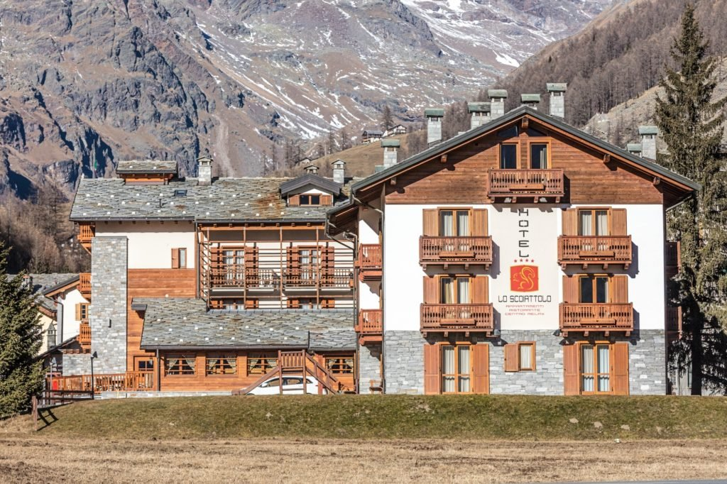 Hotel lo Scoiattolo, struttura pet friendly a Gressoney La Trinitè
