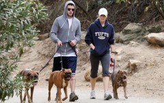 Jessica Biel e i suoi cani: una passione sfrenata