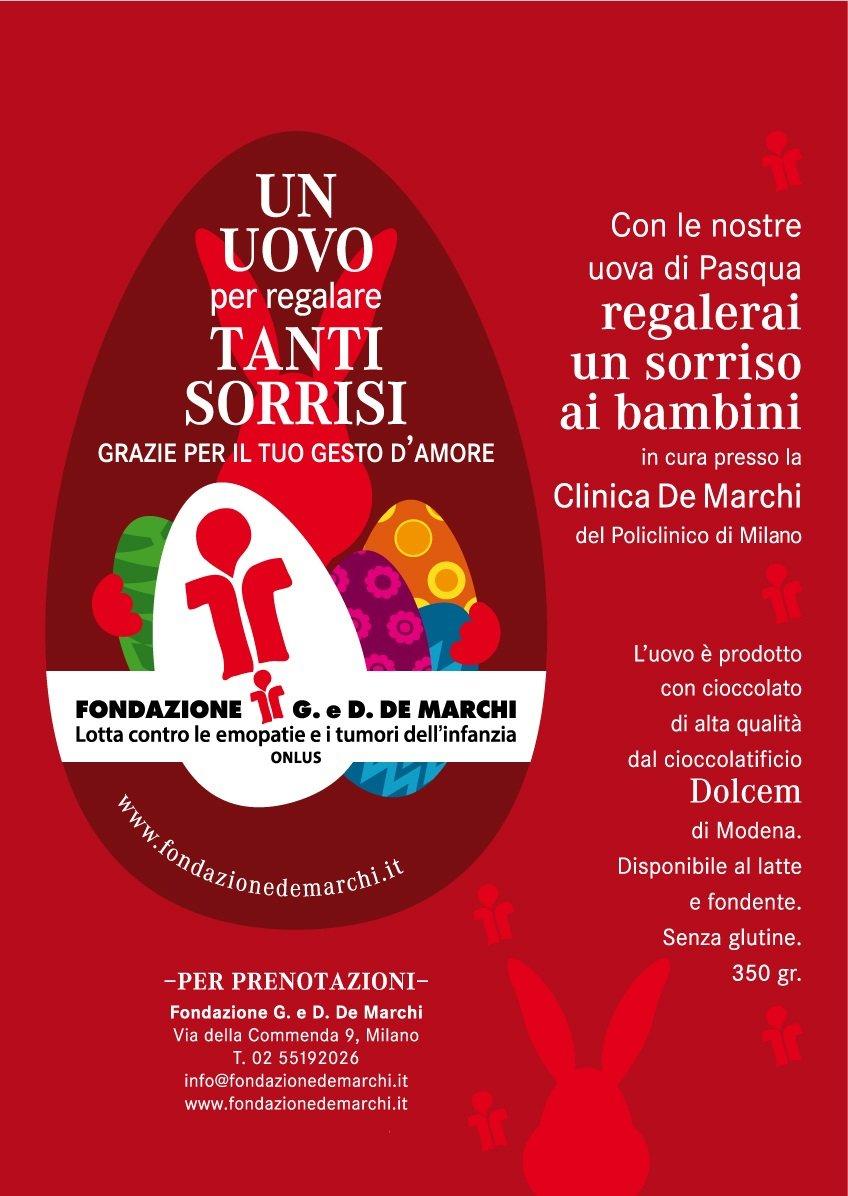 Fondazione De Marchi ONLUS e Dogalize insieme per i bambini