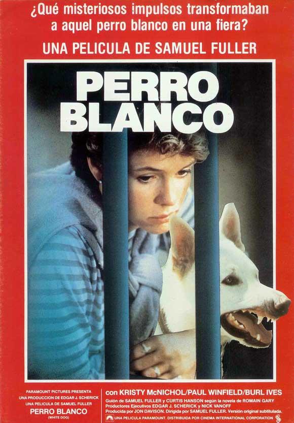 Perro Blanco: una polémica película