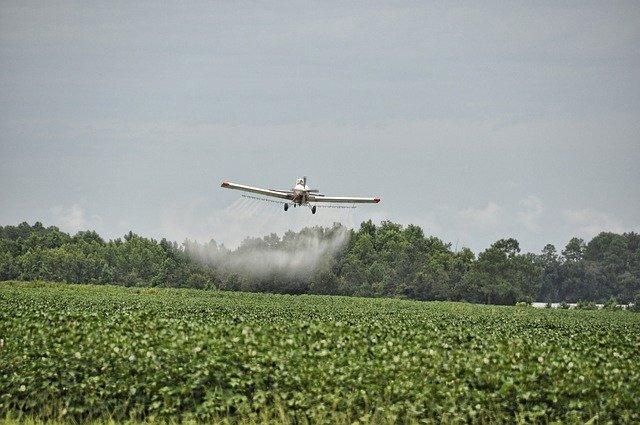 Diserbanti e pesticidi, i nemici degli animali