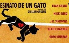 El asesinato de un gato: una comedia ligera y entretenida