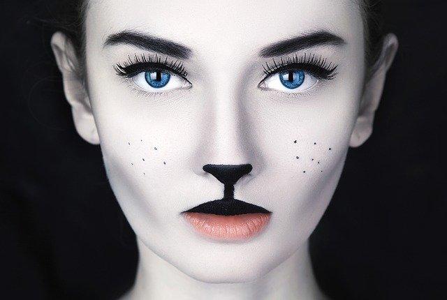 Maquillaje gato: aprende a disfrazarte como gato paso a paso