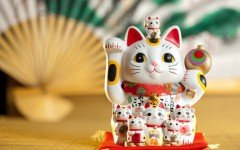 El gato chino de la suerte: la historia de esta leyenda