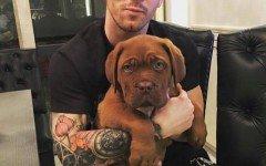 Lionel Messi e il suo fedele amico Hulk
