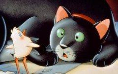 Historia de una gaviota y el gato que le enseño a volar