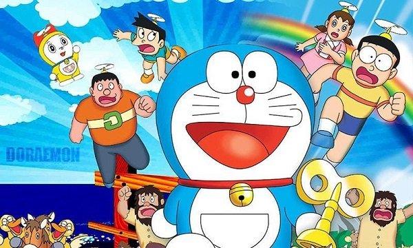Juegos De Doraemon El Gato Cosmico Famoso Personaje Dogalize