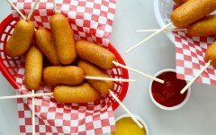 The Delicious Corn Dog