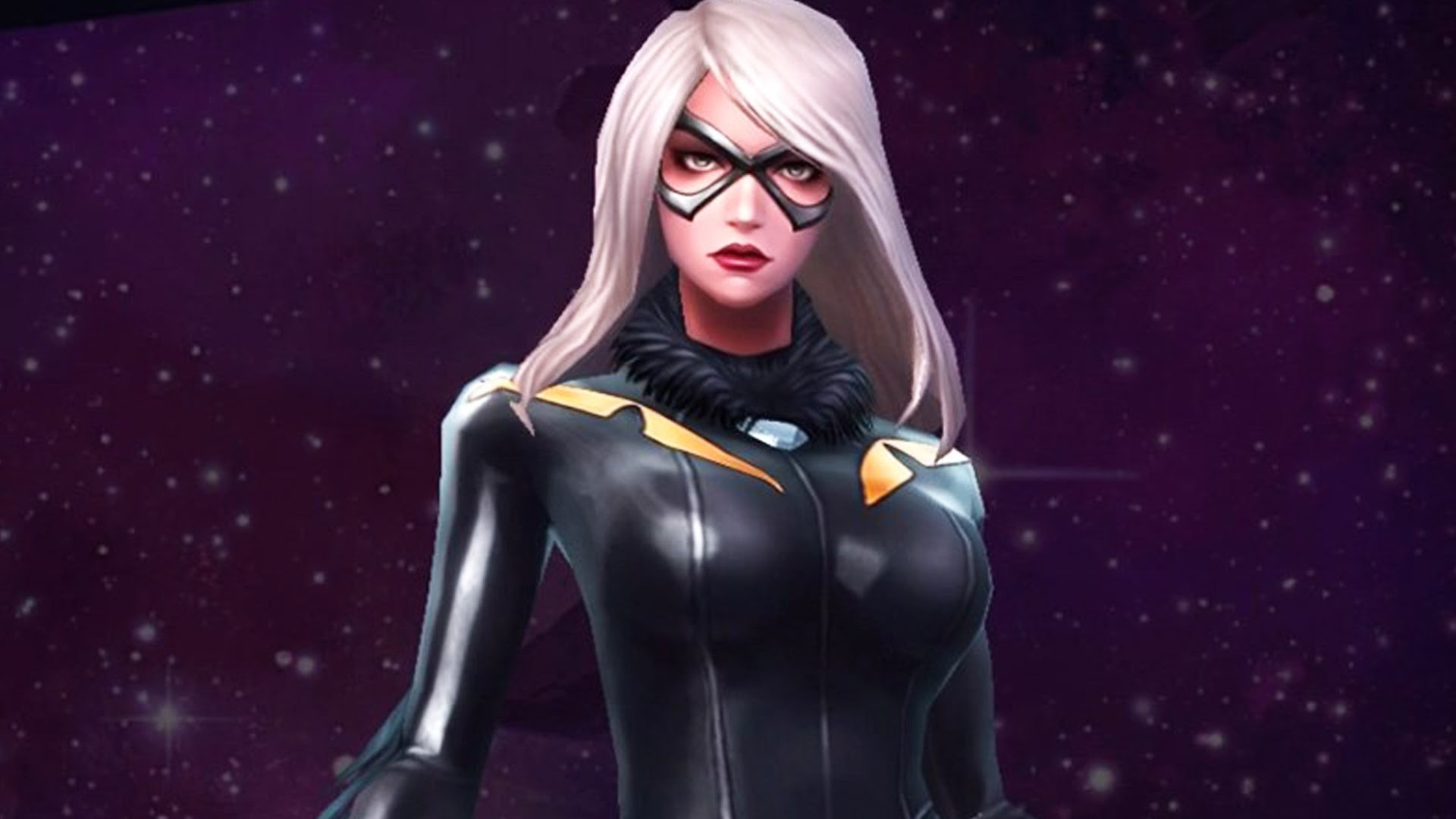 Black Cat Spiderman Marvel