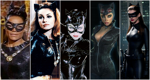 The Catwoman Costume