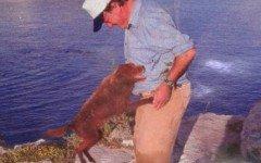 Ritrovato Rochi, il cane perso in treno a Grosseto