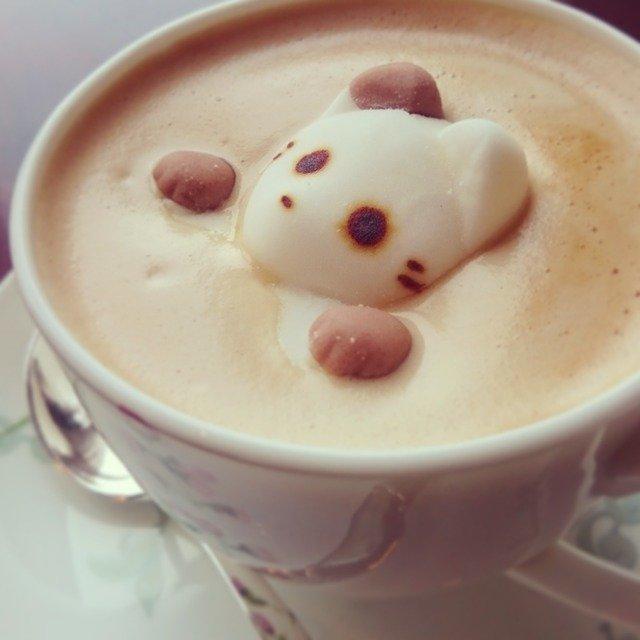 El gato de la taza de té: diseño y creatividad