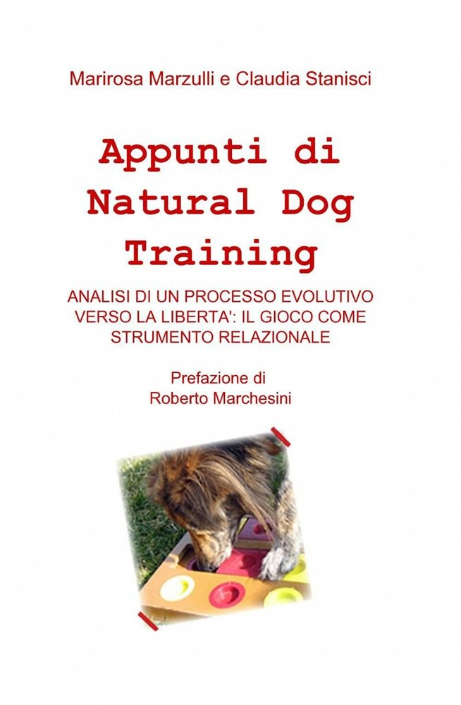 Appunti di natural dog training: la recensione