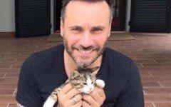 Nek e il suo amore per la gattina Ginger