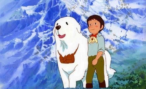 Razza del cane di Belle e Sebastien