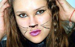cat makeup