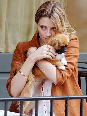 Mischa Barton, la bad girl che ama gli animali