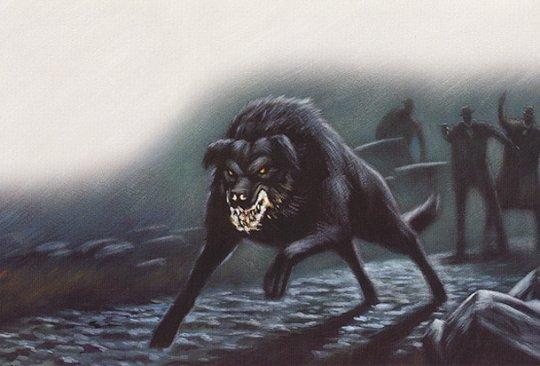 El perro de los Baskerville: novela interesante