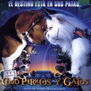 Raza del perro de la película Como Perros y Gatos