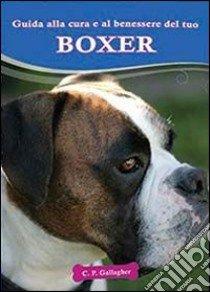 Boxer di C. P. Gallagher: la recensione del libro