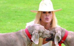 Raza del perro de Susana Giménez: unas elegantes mascotas