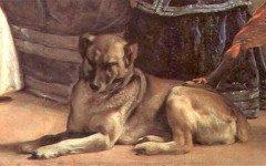 El perro de San Roque: una historia fabulosa