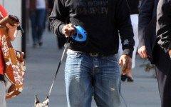 Usher e il suo grande amore per gli amici a quattro zampe