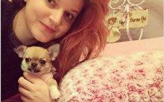 Chiara Galiazzo e l'amore per i suoi animali