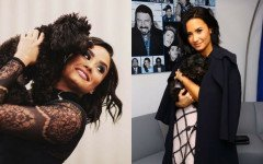 Raza del perro de Demi Lovato: ¿la conoces?