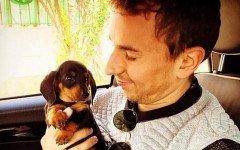 Raza del perro de Jorge Lorenzo: un famoso canino