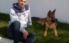 Paolo Cannavaro e l'amore per la famiglia e per il cane Mass