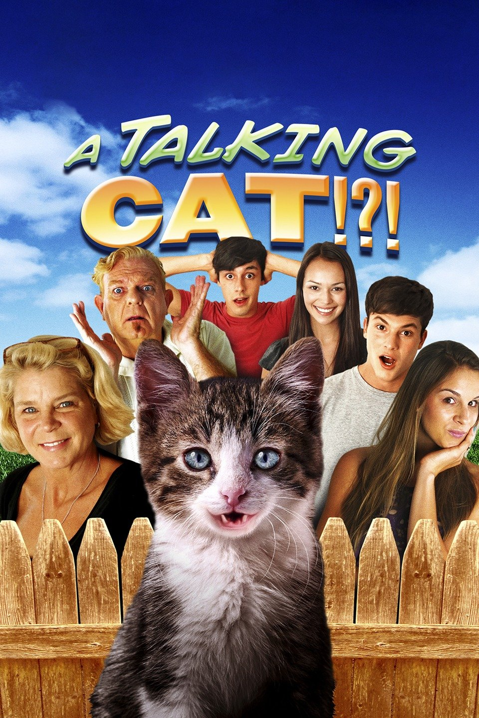 A Talking Cat?! A Story About Kitty Love