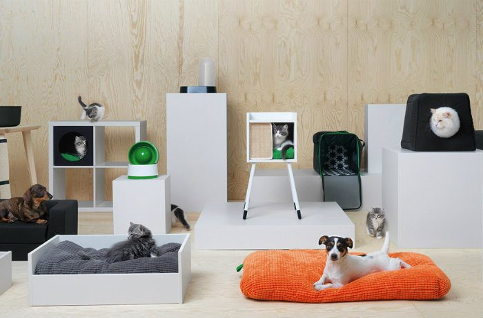 ikea cani e gatti nasce lurvig la linea per i nostri pelosi dogalize. Black Bedroom Furniture Sets. Home Design Ideas