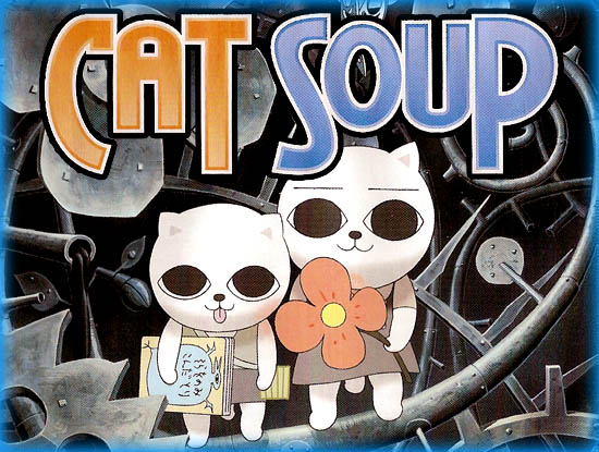Cat Soup: A Surreal and Psychedelic Kitten Adventure