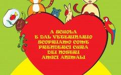 CuccioliAmori, progetto educativo per le scuole