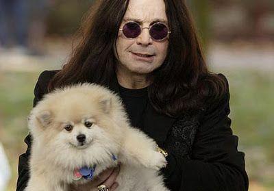Ozzy Osbourne e la sua infinita passione per i cani