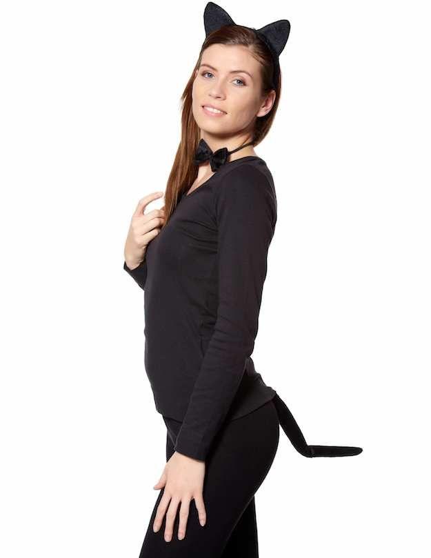 Disfraz de gato: aprende a realizar un traje felino para fiestas