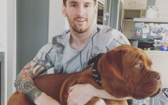 El perro de Messi: ¿sabes cuál es?