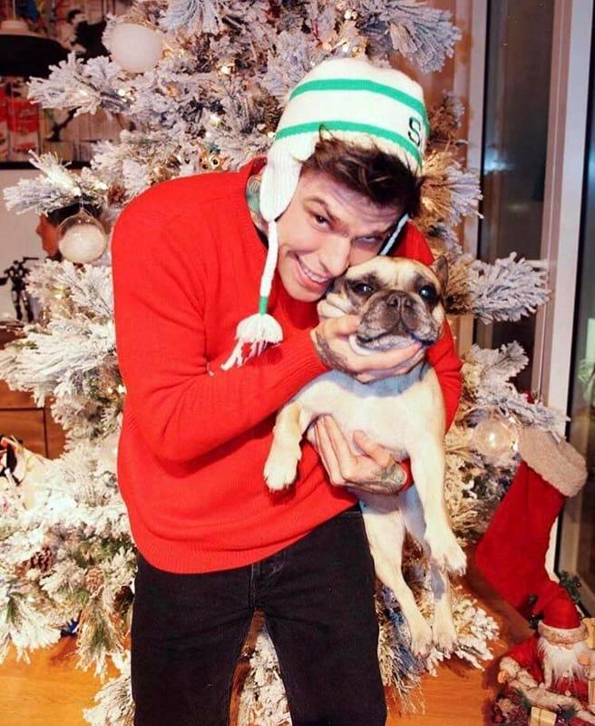 Le Palle di Natale: Fedez canta per gli animali