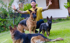 Sergio Ramos and his lovely Large Family