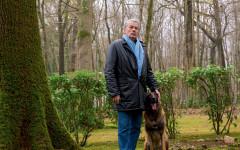 Alain Delon, voglio che il mio cane muoia con me