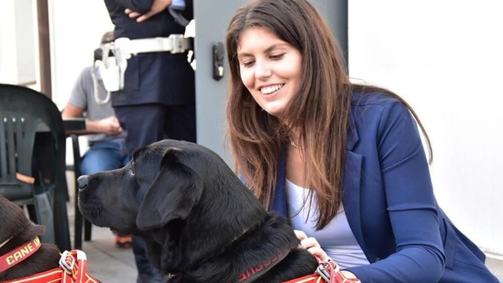 Cani in comune a Genova: nuovi colleghi a quattro zampe