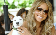 Mariah Carey Really Loves Her Dogs