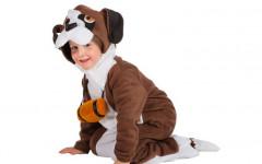 Disfraz de perro: un divertido atuendo para las fiestas infantiles