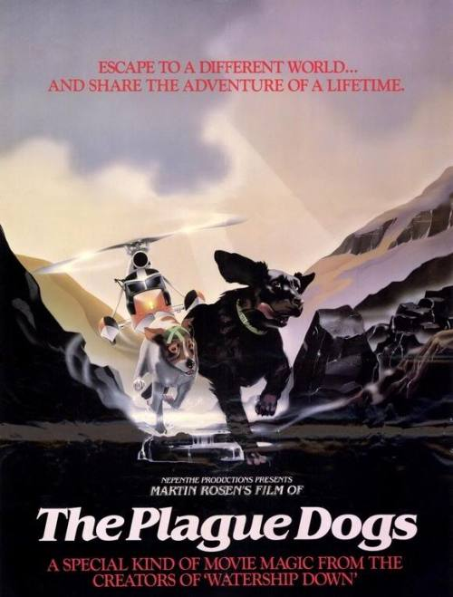The Plague Dogs - The Animated Film