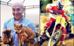 Motociclista salva cagnolina e perde la vita